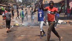Guinea protests: Renewed calls for president's resignation | Alpha ...