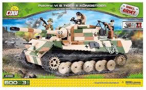 Купить <b>Конструктор Cobi</b> Small Army World War II 2480 Танк ...