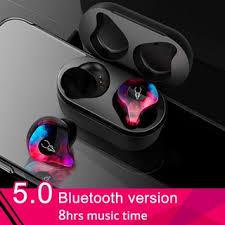 Ti8s <b>TWS 5.0 Wireless Bluetooth</b> In-ear Headphone Earphone ...