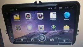 Штатная <b>магнитола</b> VolksWagen Universal Android