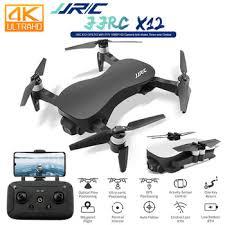 JJRC X12 GPS 4K HD Camera Drone with WiFi FPV 1080p Gimble ...