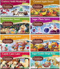 Holiday Tea Variety 16-Pack | FREE 1-3 Day ... - Celestial Seasonings