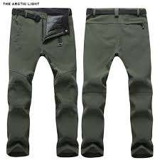 <b>The Arctic Light</b> Warm Winter Woman <b>Men</b> Soft Shell Pants ...