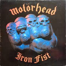 <b>Motörhead</b> - <b>Iron</b> Fist (1982, Vinyl) | Discogs