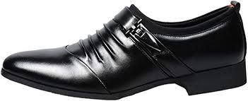 Qiuping <b>Mens Fashion Business</b> Dress <b>Shoes</b> Oxfords