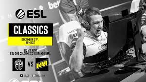 ESL Classics: <b>ESL One</b> Cologne 2018 BIG vs. Na'Vi - YouTube