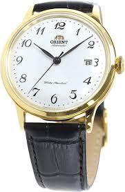 Японские механические наручные <b>часы Orient RA</b>-<b>AC0002S1</b>