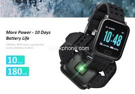 <b>Gocomma A6</b> Sports Smart Watch for Android/iOS Review-igeekphone