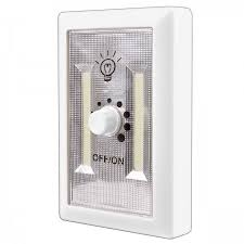 <b>Dimmable LED Super Bright</b> Light Switch