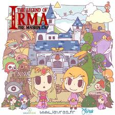 The Legend of Irma : The Mashin Cap