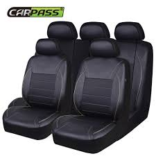 <b>Car pass Automobiles</b> Seat Covers Cover Universal Interior ...