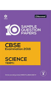 Cbse Cce Sample Question Paper Term   Mathematics Class X   cbse     Fastudent