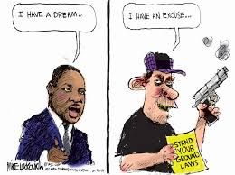 Image result for Martin Luther King CARTOON