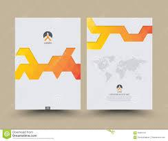 annual report cover design stock vector image 55991976 annual report cover design