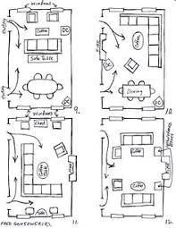 1000 ideas about arrange furniture on narrow living for living room arrangement divided arrange living room furniture