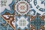 <b>Керамическая плитка Mayolica Vintage</b> Mix настенная 20х20 ...