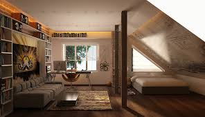 optimizing attic for home office and workspace ideas attic office ideas