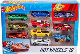 Hot Wheels: Toys & Games - Amazon.in