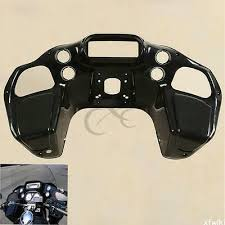 <b>Unpainted ABS Inner Fairing</b> Fit For Harley Davidson Road Glide ...