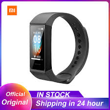 <b>Xiaomi Redmi Band 4</b> Smart Band 5 Heart Rate Sport Monitor ...