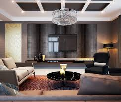 exterior luxury living room design idea feat awesome big flat tv screen also paired with awesome large living room