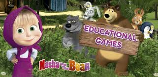 Masha and <b>the Bear</b>. Educational Games - Apps on Google Play