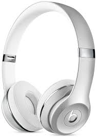 <b>Beats Solo3 Wireless</b>, Silver беспроводные <b>наушники</b>