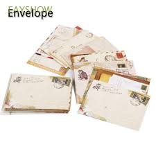 <b>12</b> PCs/<b>lot</b> Cute Cartoon Mini Gift <b>Diy</b> Envelopes   Shopee Philippines