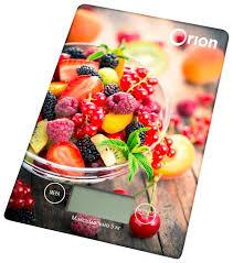 <b>Кухонные весы Orion</b> ВБК-СП02-5КГ — купить по выгодной цене ...