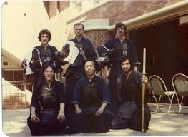 anu jpg front row left to right kazu shinozuka dr masayuki miyasaka yoshi back row barry cundy fritz guumlldner mike smith