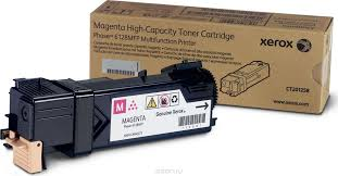 Тонер <b>Картридж Xerox 106R01457</b> для <b>Xerox</b> Ph 6128, <b>Magenta</b>