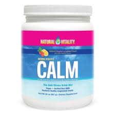 <b>Natural Vitality Calm, The Anti</b>-<b>Stress</b> Dietary Supplement Powder ...