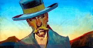 Was Wyatt Earp ... - Bob Boze Bell's Big Bad Book of Bad Diary Entries