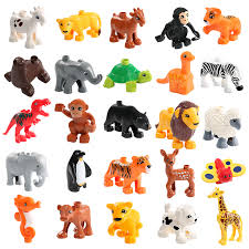 <b>Animal</b> Model Figures <b>Blocks</b> Big Size DIY Compatible Duploed ...