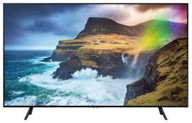 """<b>Телевизор QLED Samsung</b> QE55Q70RAU 55"""" (2019) — купить по ..."""