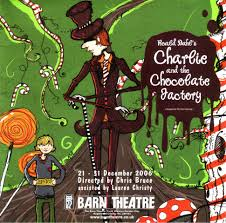 charlie and the chocolate factory barn theatre welwyn garden city part of the barn s 2006 2007 season