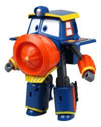Игровые наборы <b>Robot Trains</b>