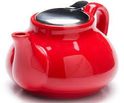 "<b>Заварочный чайник</b> ""<b>Loraine</b>"", цвет: красный, 750 мл. 26594-1 ..."
