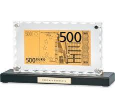 <b>Банкнота 500</b> Euro в стекле купить в Москве: цены и отзывы ...