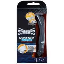 Wilkinson Sword <b>Quattro</b> Titanium Precision триммер и ...