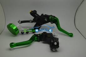 "7/8"" <b>CNC Pivot Clutch Brake</b> Master Cylinder Fluid Kit Reservoir ..."