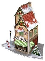 3D-пазл <b>CubicFun Рождественский</b> коттедж 1 (P801... — купить ...