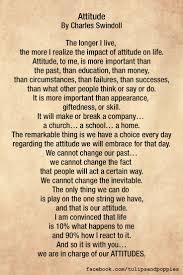 attitude by charles swindoll essay  attitude by charles swindoll essay