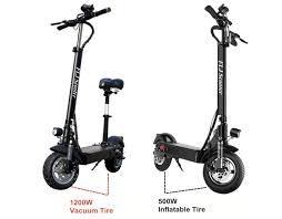 <b>FLJ SK1</b> E-Scooter with seat 48V /<b>1200W</b> – Ejoyride
