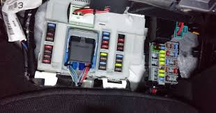 electrics help aux cigarette lighter sockets fuse volvo the fuses are located under the glove compartment the space marked in red is the fuse in question for the 12 v socket tunnel console