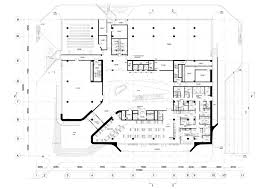 office large size dominion office building in moscow zaha hadid architects ground floor plan courtesy business office floor plan