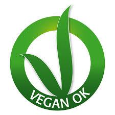 Risultati immagini per segreti di natura simbolo vegan ok