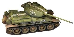 Купить <b>Сборная модель ZVEZDA Советский</b> средний танк Т-34 ...