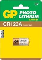 <b>GP</b> Photo 1xCR123A – купить <b>батарейка CR123</b>, сравнение цен ...