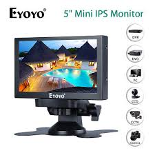 <b>EYOYO 5 inch</b> IPS Car RearView Monitor VGA/<b>HD</b>/BNC/AV super ...